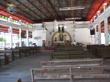 San Roque in the Diocese of Novaliches, Philippines