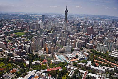 Johannesburg, the site of the SCJs' newest community in South Africa, is the country's largest city with 8 million inhabitants.