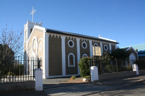 St. Mary's Cathedral in De Aar