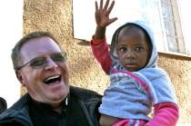 Fr. Peter Surdel, superior of the SCJ community in Johannesburg