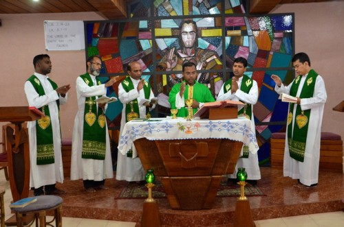 Mass in India