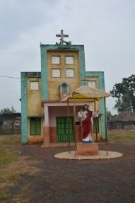 Sacred Heart Church in Eluru