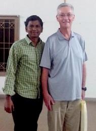 Fr. Tom and Fr. Joseph Gopu
