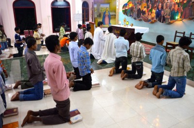 Prayer in Guntur-XL