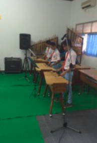 Students perform