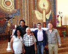 At Santa María de la Argelia