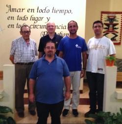 Fr. Steve with SCJs